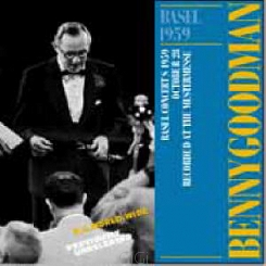 Benny Goodman (J. Sheldon, B. Harris, J. Dodgion, F. Phillips, R. Norvo, R. Freeman, J. Wyble, R. Wootten, J. Markham)