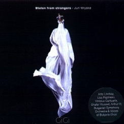 Jun Miyake (A. Lindsay, L. Papineau, V. Cantuaria, D. Youssef, A. H., Bulgarian Symphony Orchestra, Voices Of Bulgaria Choir)