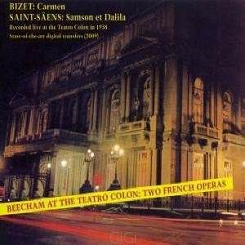 Beecham At The Teatro Colon: Two French Operas (Recorded Live 1958, Digital Transfer 2009)